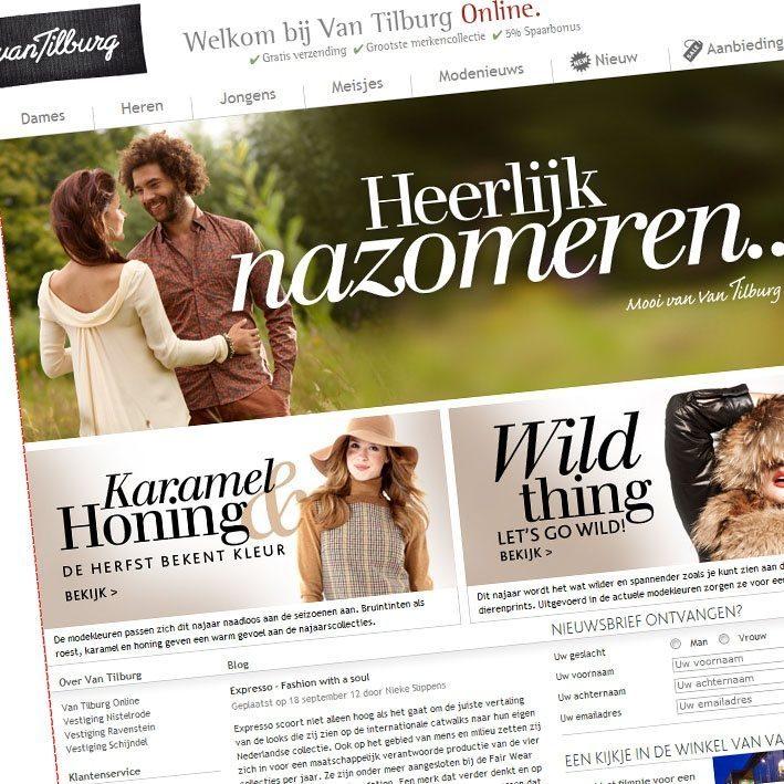 Nederlandse Kleding Webshops.Van Tilburg Online Is Webshop Van De Week Kleding Nl