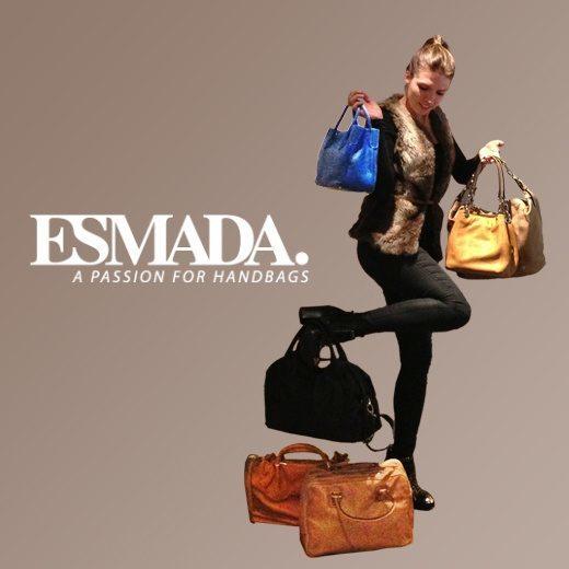 Watertanden bij Esmada's designer tassen uit Italië