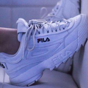 Chunky sneakers: zo draag je ze