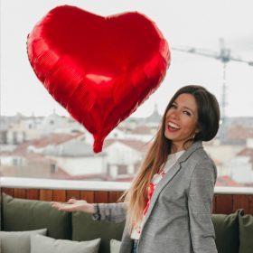 San Valentín con Dos Tacones Para Mi Armario