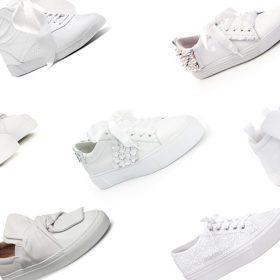 Bye bye pijnlijke voeten: op deze sneakers wil je trouwen