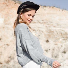 Fluffy sweaters: de gezelligste truientrend