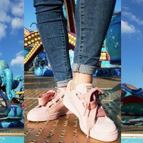 Mijn favoriete sneaker trend: pastel