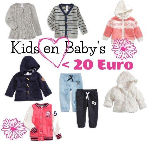 Spotgoedkope Kinderkleding.Babyboom Super Leuke En Goedkope Baby Kinderkleding Bij C A