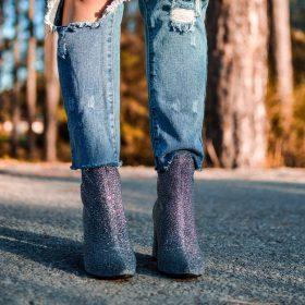 3x schoenen met glitter die je nu hebben wil