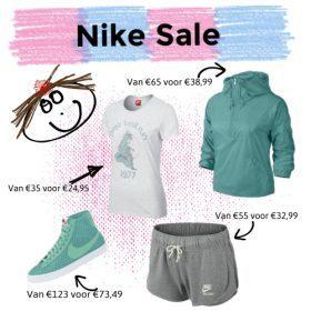 Reminder: Dames Nike SALE
