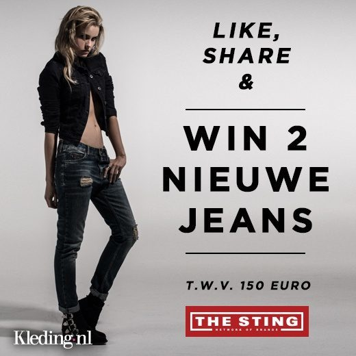 Sting Kleding.Like Share Win Een 2 Paar Jeans T W V 150 Van The Sting