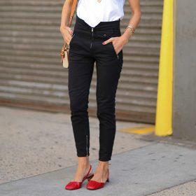 Dames skinny jeans