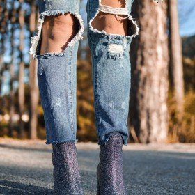 Dames Tapered jeans