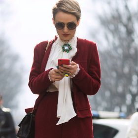 Dames tweed jasjes