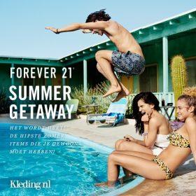 Summer ready met Forever 21