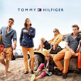 Summer sale bij Tommy Hilfiger
