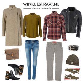 De nieuwste najaarsmode shop je bij Winkelstraat.nl!