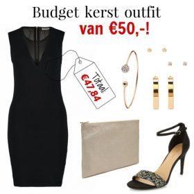 Budget challenge: een kerst outfit van €50!