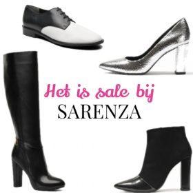 Sale shoppen doe je bij Sarenza!