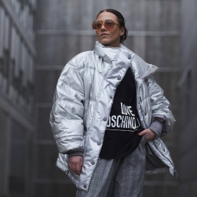 Dames puffer jackets