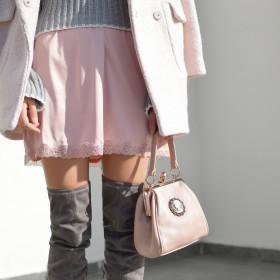 Dames overknee boots
