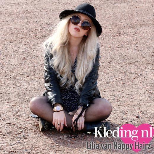 Kleding.nl loves nappyhairz!
