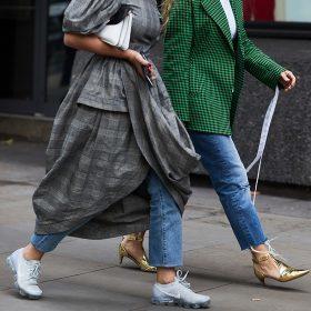 Sames  lage schoenen