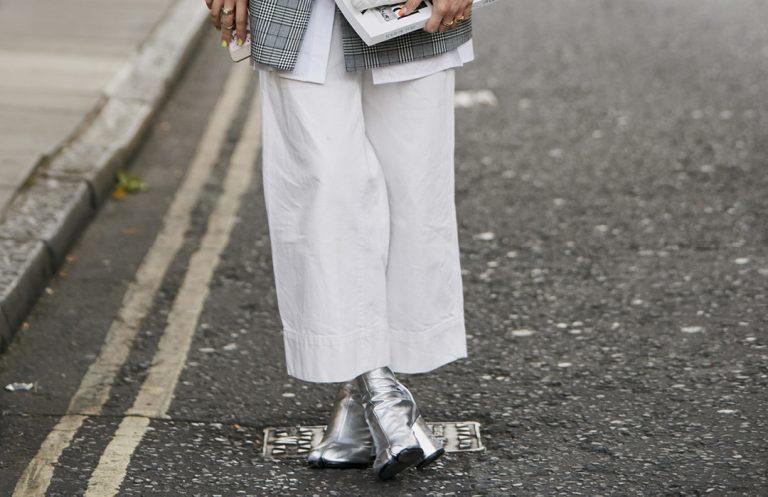 How to wear: de witte broek