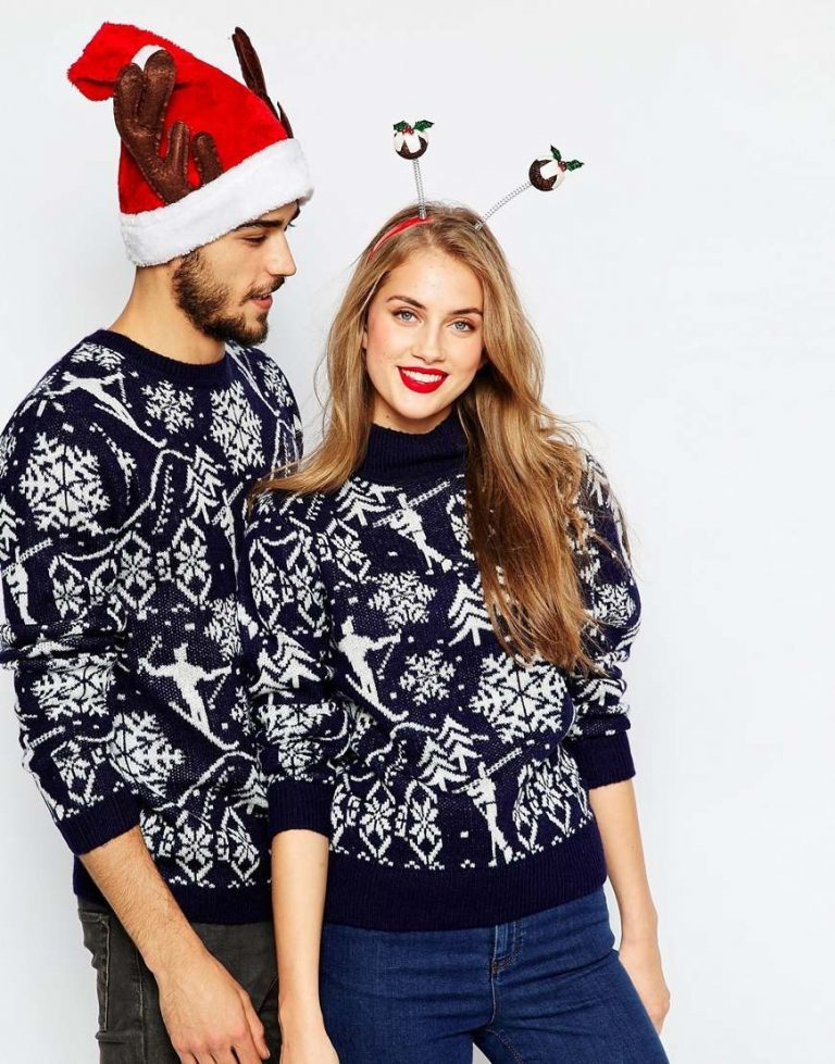 Kersttrui Matching.The Christmas Sweater Kleding Nl