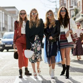 Modekleuren voor de herfst winter