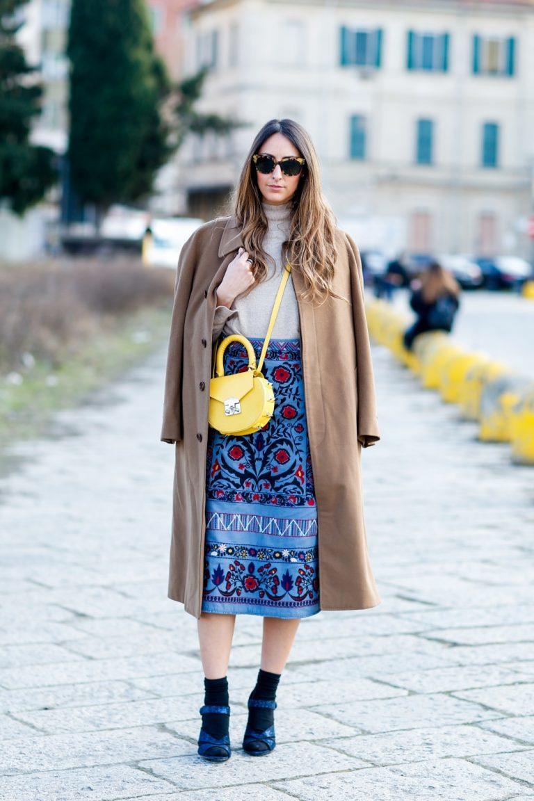 Street Style Trend Sokken In Sandalen
