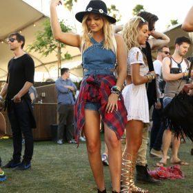 Dit is de leukste Coachella look!