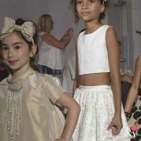 NYFW exclusive insights: fashion shows voor kleine fashionista's