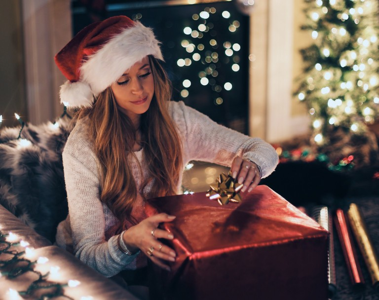 Originele kerstcadeaus voor haar