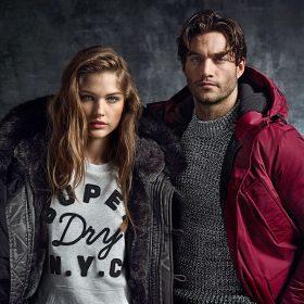 Cyberweekend: 20% korting op Superdry hoodies en jassen
