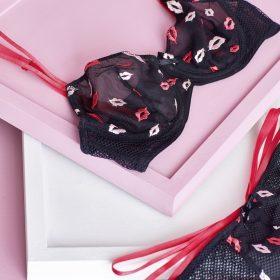 Verleidelijke lingerie voor Valentijnsdag