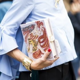 Trend: bell sleeves