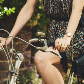 Hoe blijf je stijlvol op de fiets?