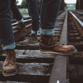 Heren slim jeans