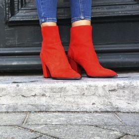 Deze schoen werd het meest gedragen tijdens de modeweken