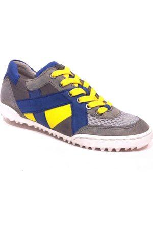 Jongens Sneakers - Track Style 316089 wijdte 3.5