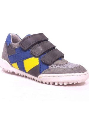 Jongens Sneakers - Track Style 316088 wijdte 3.5
