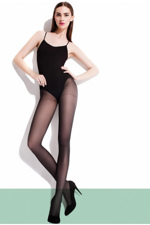 Dames Panty's & maillots - Nina Classic Tights in Black