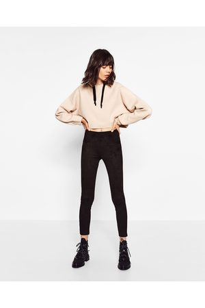 Dames Leggings & treggings - Zara LEGGING MET SIERNADEN