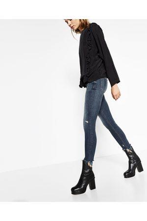 Dames Skinny - Zara SKINNY JEANS