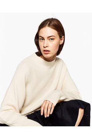 Dames Truien - Zara TRUI MET VLEERMUISMOUWEN - In meer kleuren beschikbaar