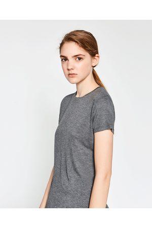 Dames Shirts - Zara BASIC T-SHIRT - In meer kleuren beschikbaar