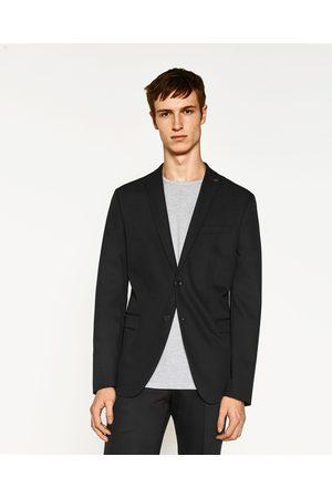 Heren Blazers & colberts - Zara NETTE CINZATO BLAZER - In meer kleuren beschikbaar