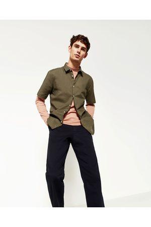 Heren Overhemden - Zara VOILÉ BLOUSE - In meer kleuren beschikbaar