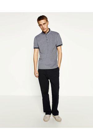 Heren Poloshirts - Zara PIQUÉ POLO - In meer kleuren beschikbaar