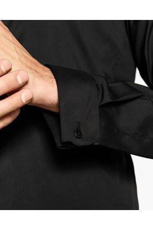 Heren Overhemden - Zara OVERHEMD MET MANCHET