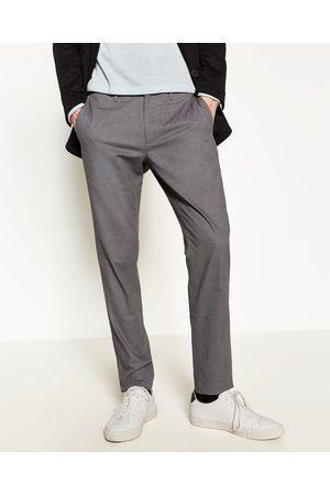 Heren Broeken - Zara IRISH TWEED BROEK - In meer kleuren beschikbaar