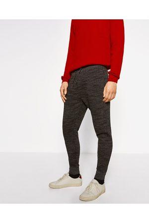 Heren Joggingbroeken - Zara BASIC JOGGINGBROEK - In meer kleuren beschikbaar