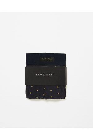 Heren Slips - Zara GEOMETRISCHE BOXERSHORT - In meer kleuren beschikbaar